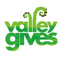 The Super Amazing Valley Gives Logo!