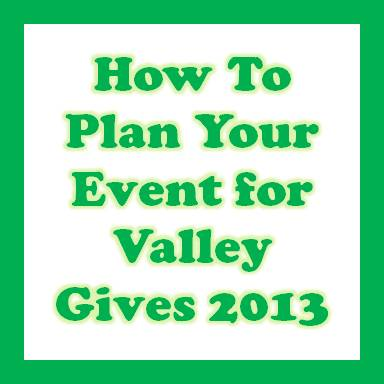 how to plan your event for VG13